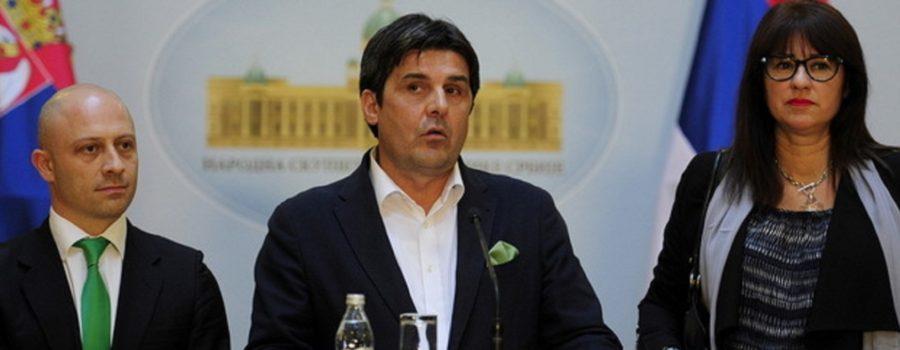Zelena stranka - Goran