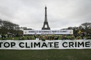 Podrška Pariskom Sporazumu – Zelena Stranka