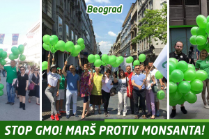 Građani uz Zelene protiv GMO!