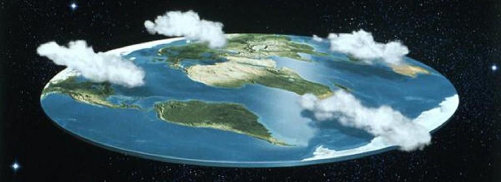 Zemlja je ravna ploča