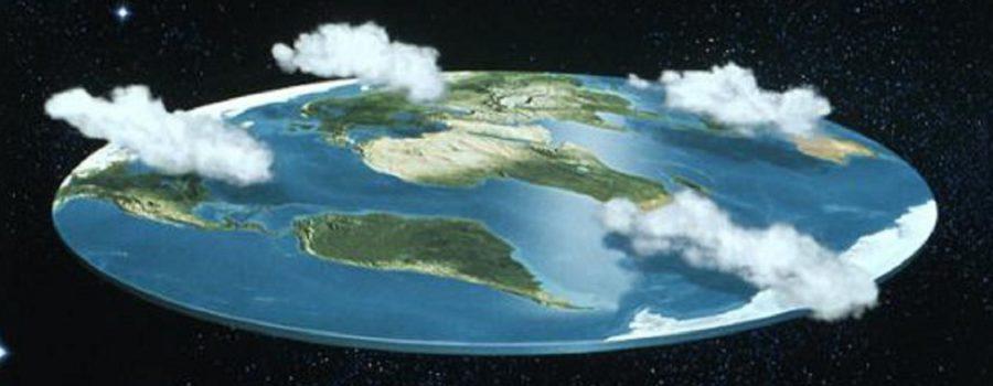 Zemlja je ravna ploča!