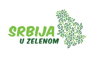 Srbija obojena u Zeleno