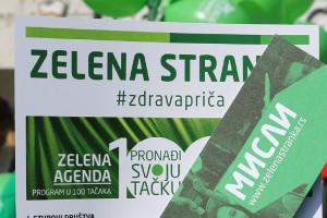 Srbija sve zelenija