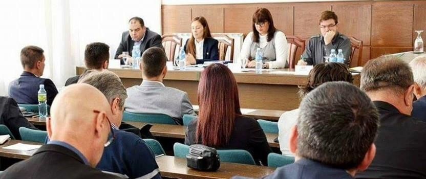 Održana sednica neformalne Zelene parlamentarne grupe