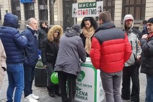 Građani uz Zelenu stranku – protiv GMO!