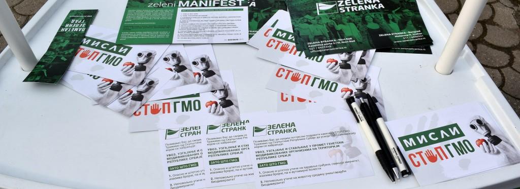 Stop GMO - naslovna