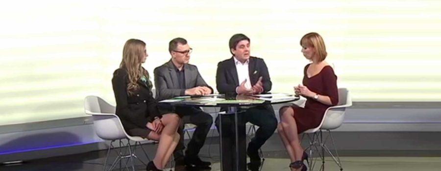 RTS-Beogradska hronika - Zelena stranka je stranka novih ljudi koji tek dolaze