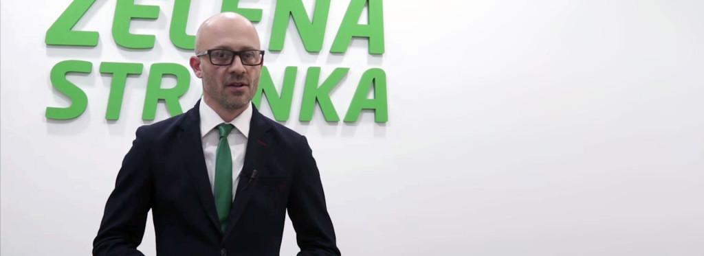 Zelena stranka - Aleksandar Stanimirovic