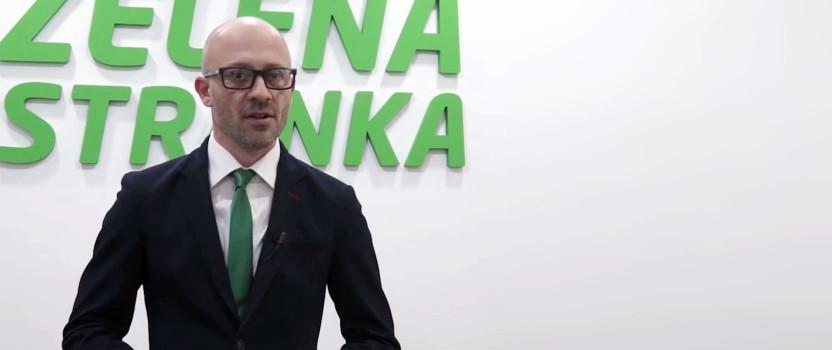 Naš zeleni program gradi Beograd i zapošljava mlade ljude