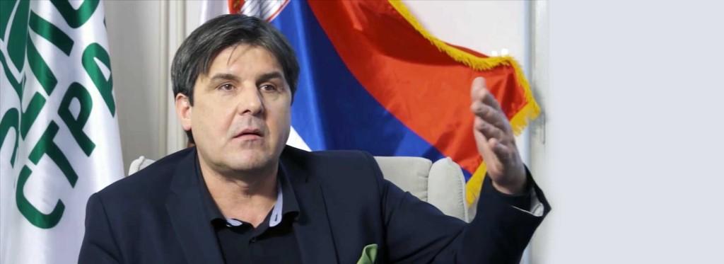 Zelena stranka - Goran Ćabradi - Naš program za Beograd napuniće gradski budžet