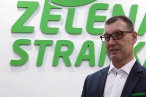 Zelena stranka - Saša Mihajlović - Ozelenjavanjem 1000 ravnih krovova Beograd postaje i bogatiji i lepši