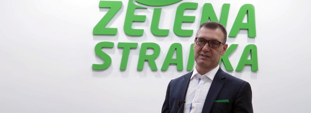 Zelena stranka - Sasa Mihajlović