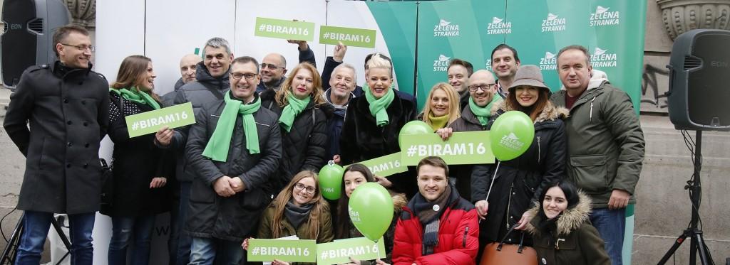 zelena stranka 14.02.2018 - naslovna