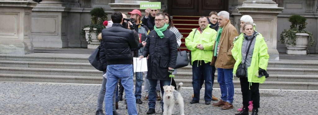 zelena stranka 21.02.2018 - naslovna