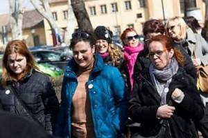Zelena stranka u borbi za prava  žena