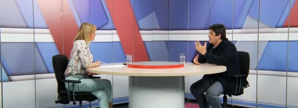 Goran Cabradi - Belami TV - Izmedju redova - Kako kontrolisati upravljanje opasnim otpadom