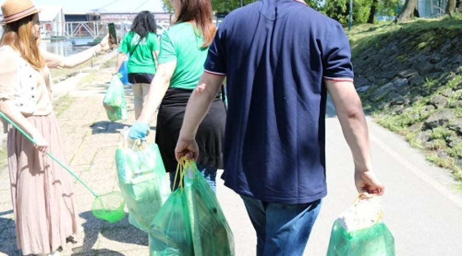 Zelena stranka u akciji čišćenja (10)