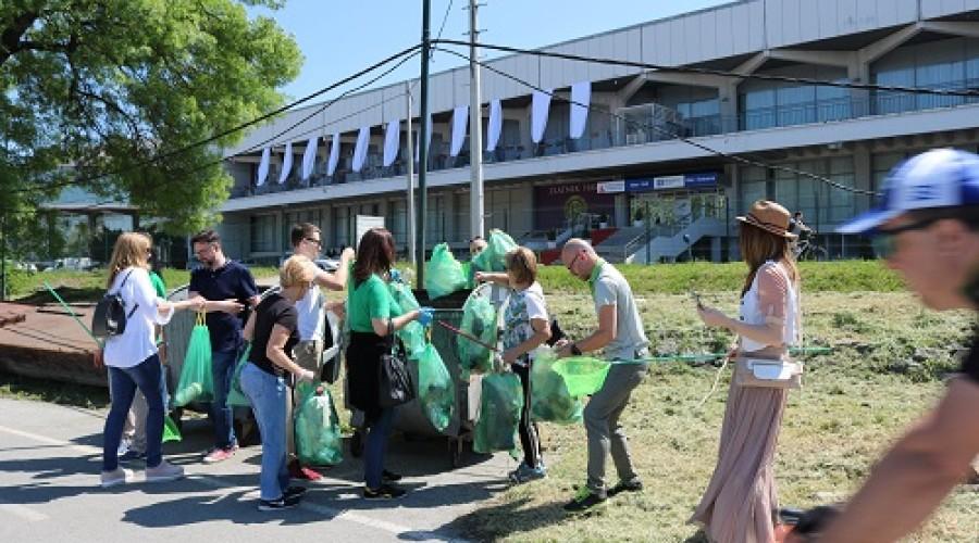 Zelena stranka u akciji čišćenja (11)