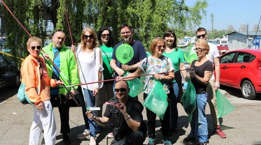 Zelena stranka u akciji čišćenja (13)