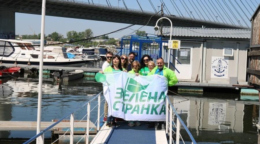 Zelena stranka u akciji čišćenja (2)