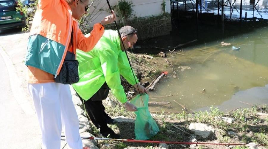 Zelena stranka u akciji čišćenja (5)