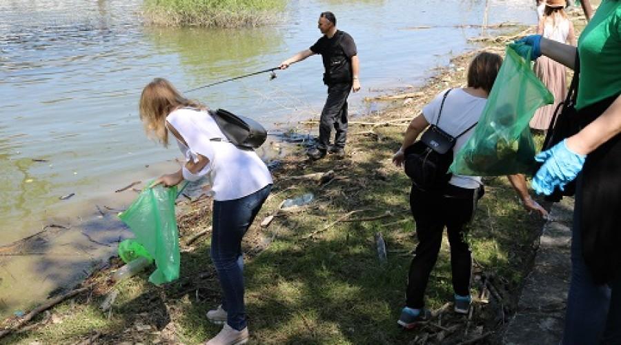 Zelena stranka u akciji čišćenja (6)