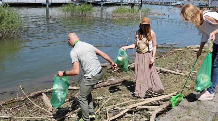 Zelena stranka u akciji čišćenja (8)