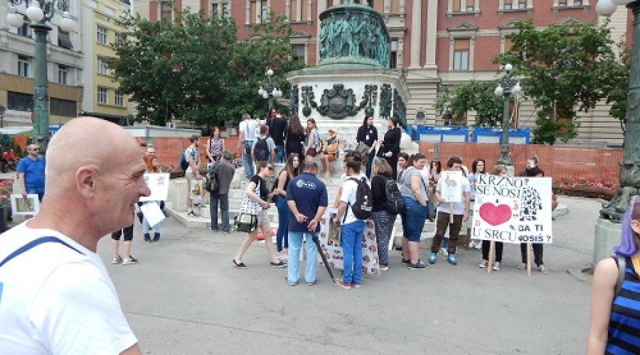 Marš protiv krzna (1)