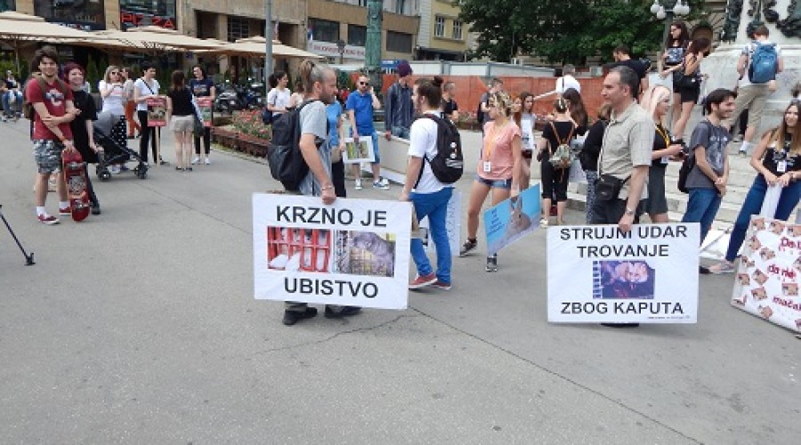 Marš protiv krzna (2)