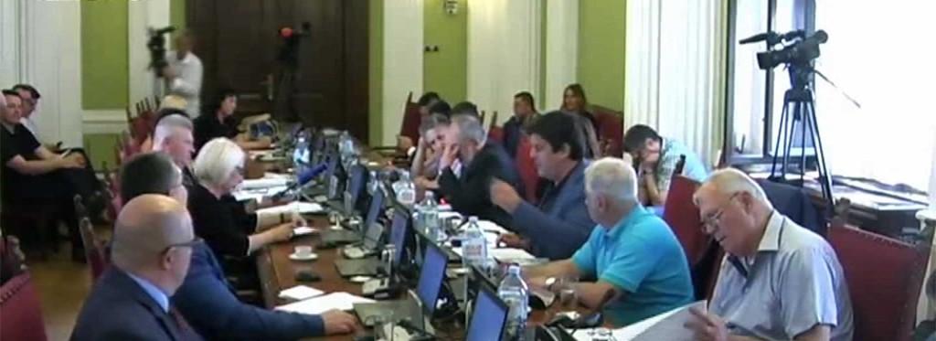 Goran Cabradi - 30 sednica Odbora za poljoprivredu, sumarstvo i vodoprivredu