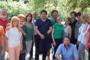 Zelena stranka za hitno čišćenje Velikog bačkog kanala