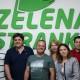 Delegacija zelenih Makedonije u poseti Zelenoj stranci
