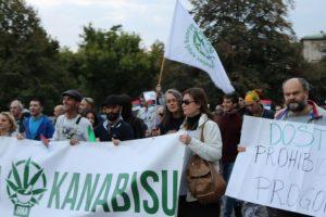 Kanabis marš 2018
