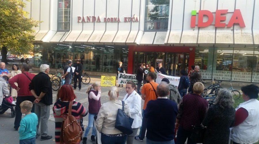 Krivaja protest (2)