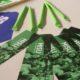 Zelena stranka delila eko torbe na Sajmu knjiga na štandu dnevnog lista Danas