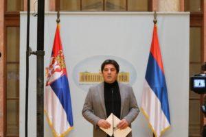 Predsednik Zelene stranke, Goran Čabradi, napušta Zelenu poslaničku grupu