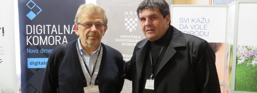 Međunarodni simpozijum Zagreb - naslovna