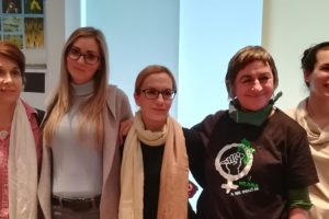 Ženski mirovni aktivizam – pomoć ženama žrtvama ratnih zločina