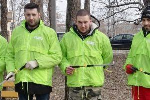 Zelene brigade stigle i u Staru Pazovu