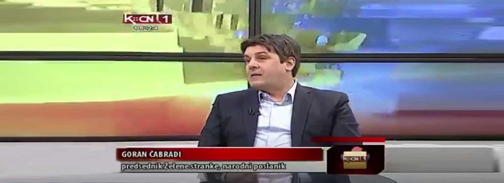 Predsednik Zelene stranke o potrebi legalizacije kanabisa u medicinske svrhe