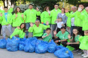 Zelene brigade na Dan planete čistile Novi Sad i Beograd