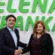 Aleksandra Čabraja novi poslanik Zelene stranke