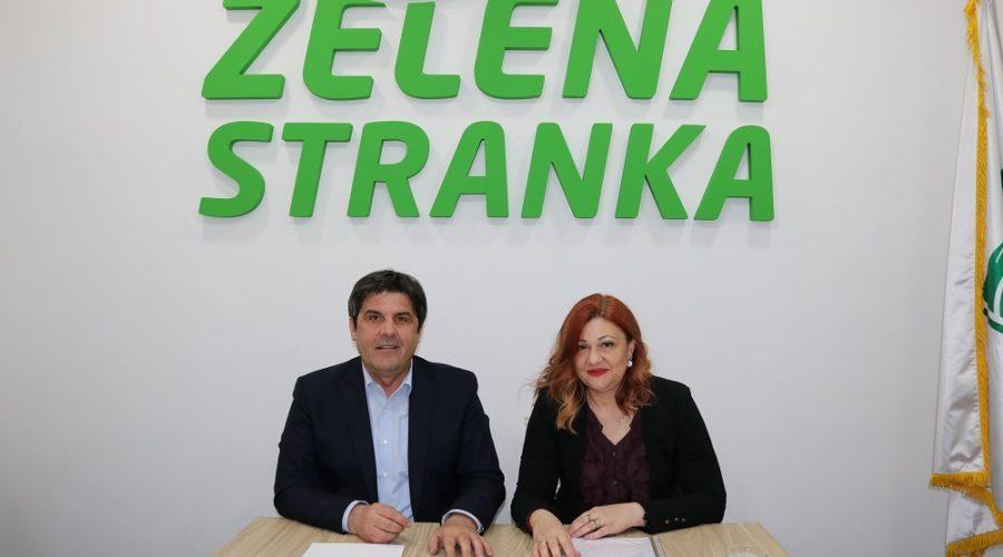 Nova poslanica Zelene stranke (2)