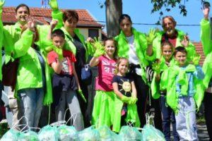 U Zrenjaninu i Novom Sadu Zelene brigade sakupile 40 džakova smeća