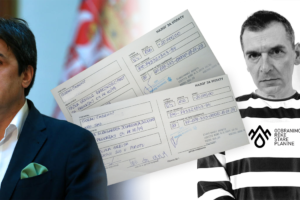 Zelena stranka i Čabradi platili kaznu za Nensi i Ćutu