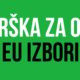 Zelena stranka podržava ORaH na izborima za EU parlament