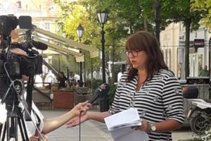Pokrajinska poslanica Zelene stranke posetila Veliki bački kanal