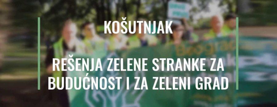 Rešenje Zelene stranke za budućnost i za zeleni grad 1