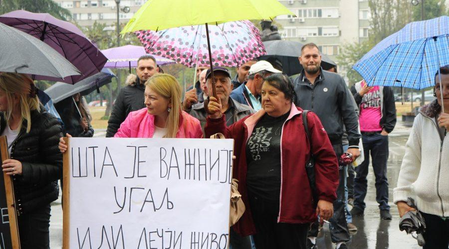 Kolubara protest (4)