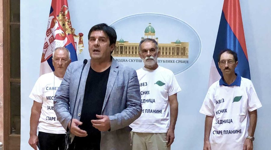 Konferencija za novinare: Nesagledive posledice uništavanja reka Srbije izgradnjom MHE
